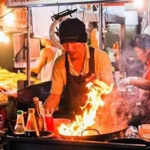 blazing pad thai bangkok