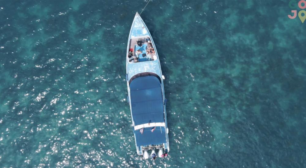 gojo speedboat phuket